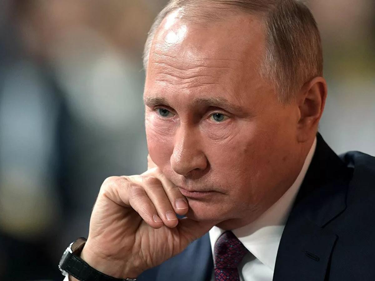 Путин о плане ядерного удара по России