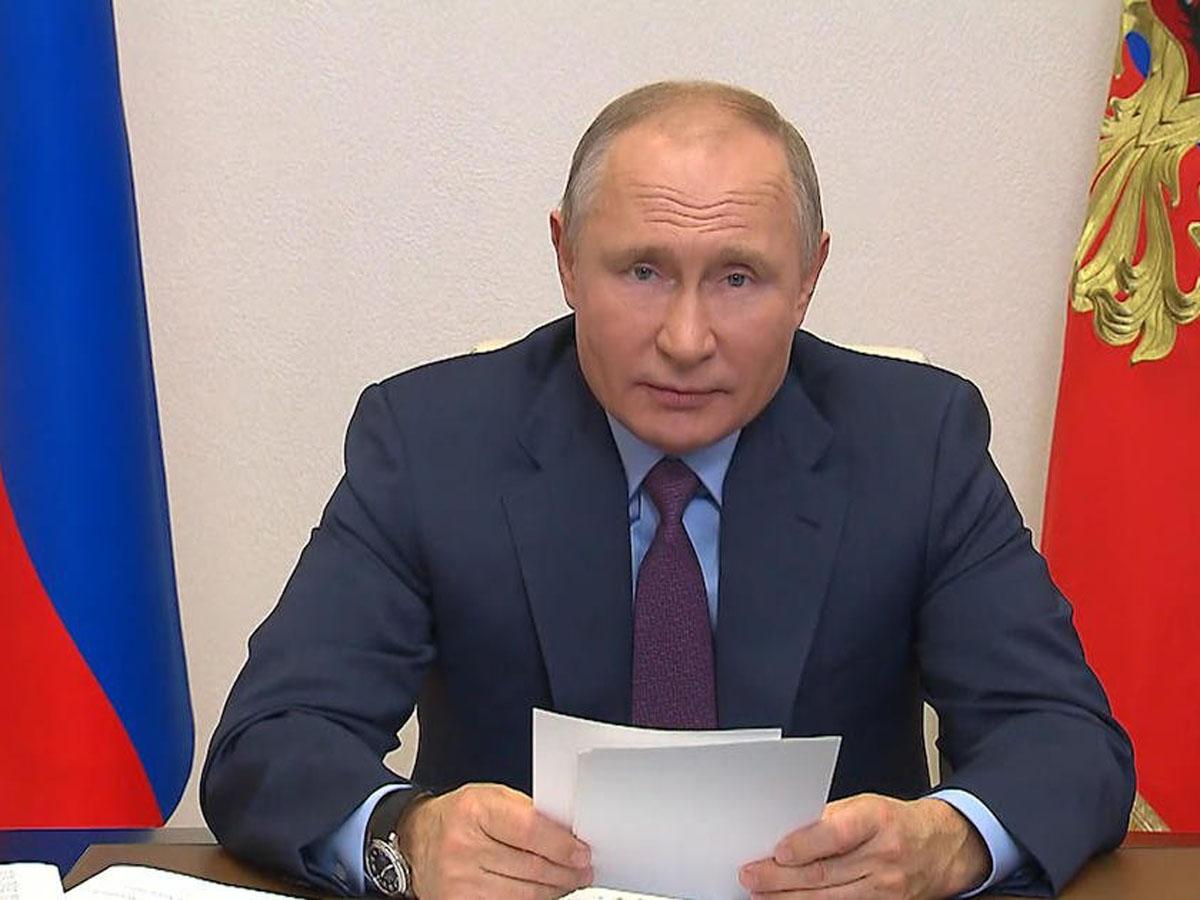 Путин сказал СПЧ об желании распутать дело Навального