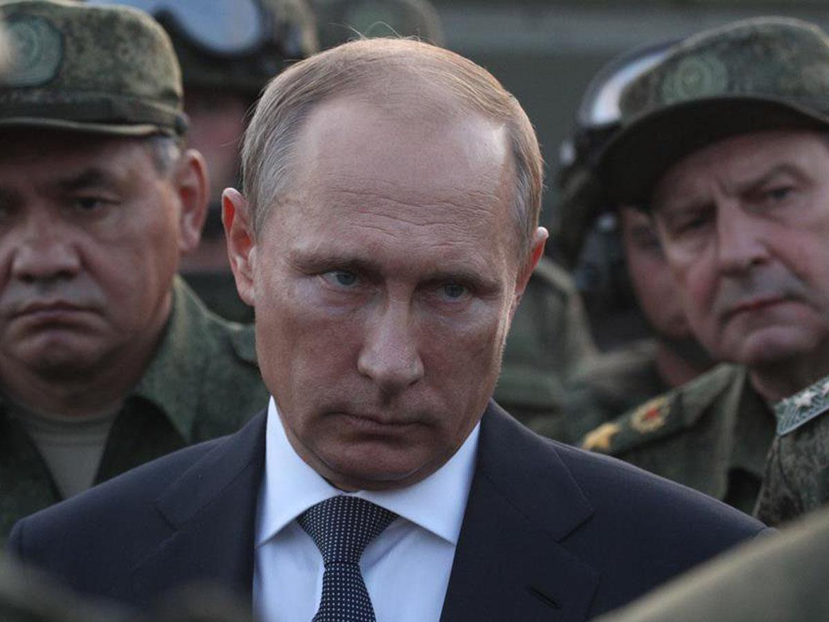 СМИ: Путин в ярости