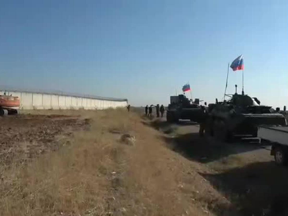 Российские войска в Сирии подавили атаки боевиков