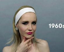 Видео с эволюцией русской красоты посмотрели более 11 млн раз