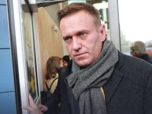 СКР о проверке фраз Навального на экстремизм