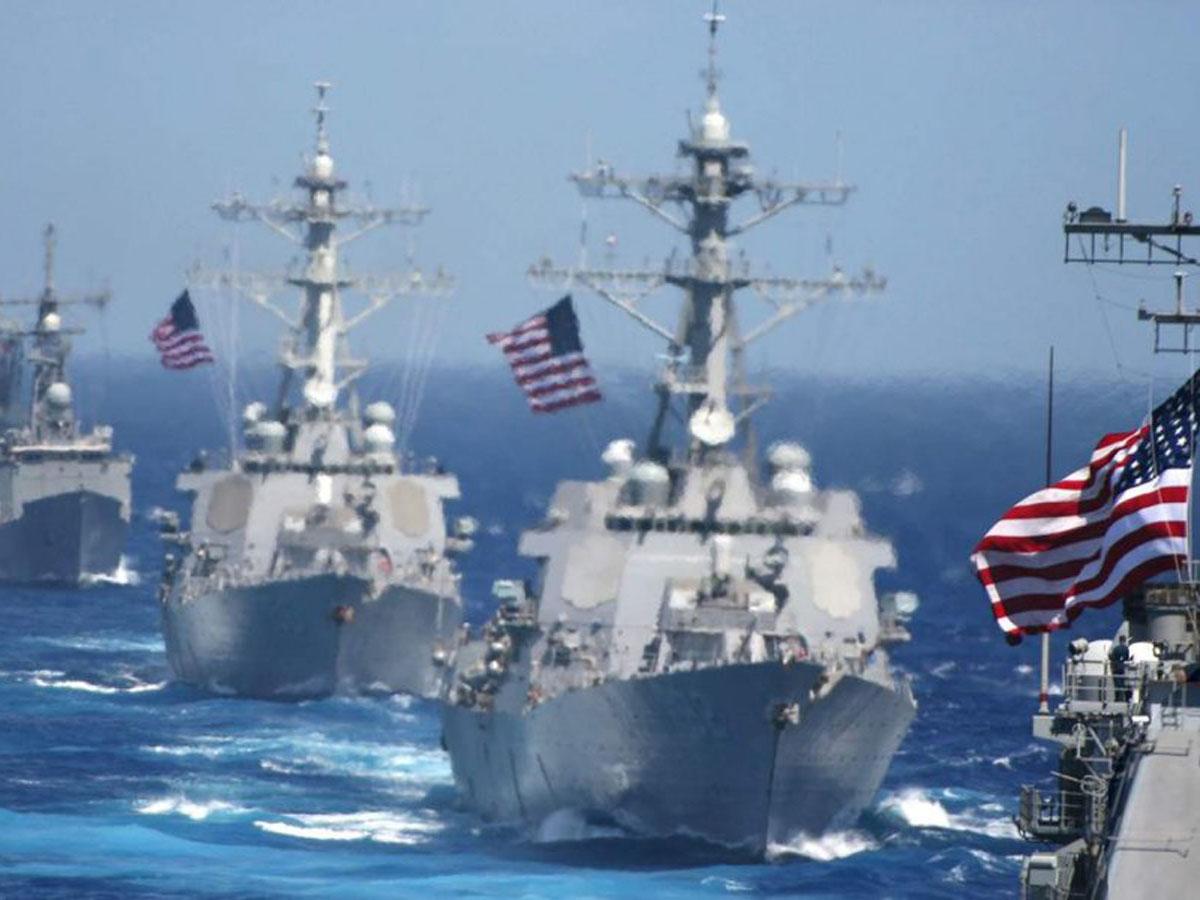 США удар по флоту России в Атлантике
