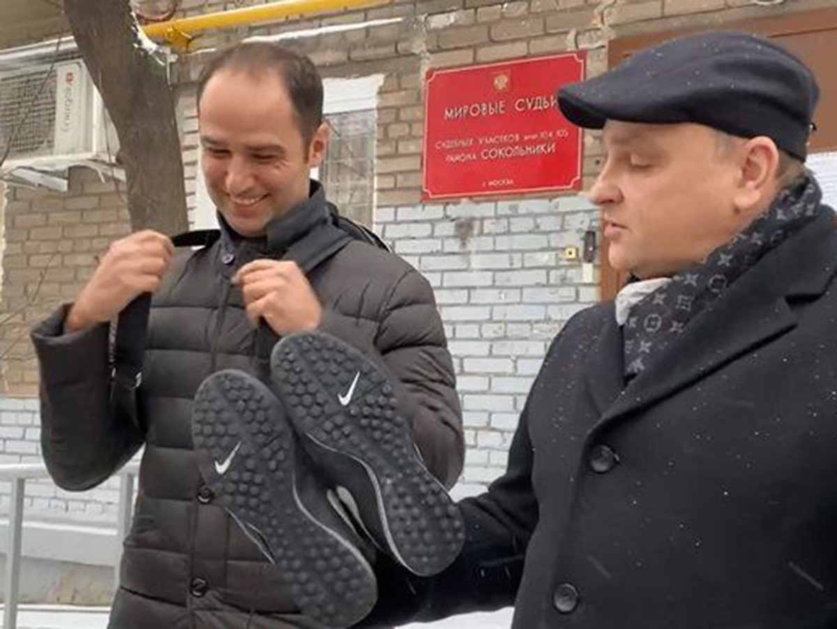 Роману Широкову вынесли приговор по делу об избиении арбитра