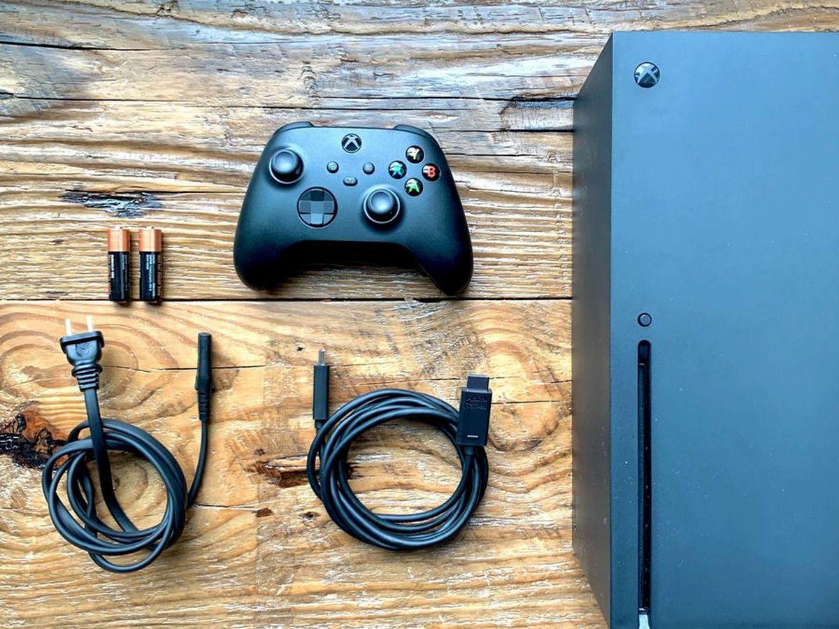 Видео разборки Xbox Series X