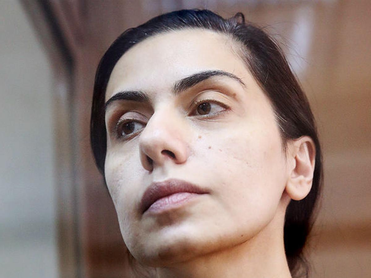 Топ-менеджер Карина Цуркан осуждена на 15 лет за шпионаж