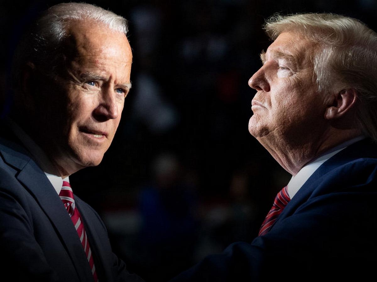 Кандидат от демократов Джо Байден лидирует в голосовании выборщиков США