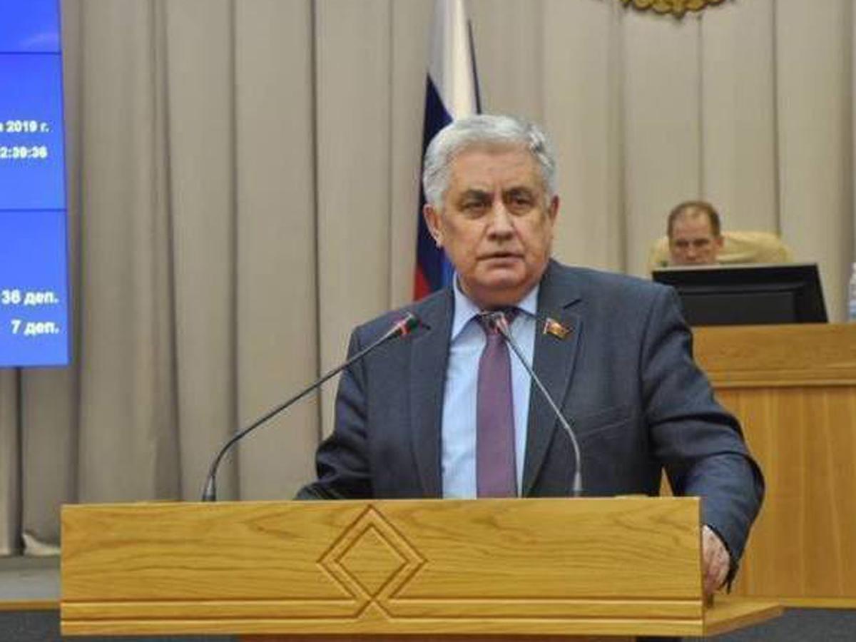 Умер депутат Госдумы Шурчанов