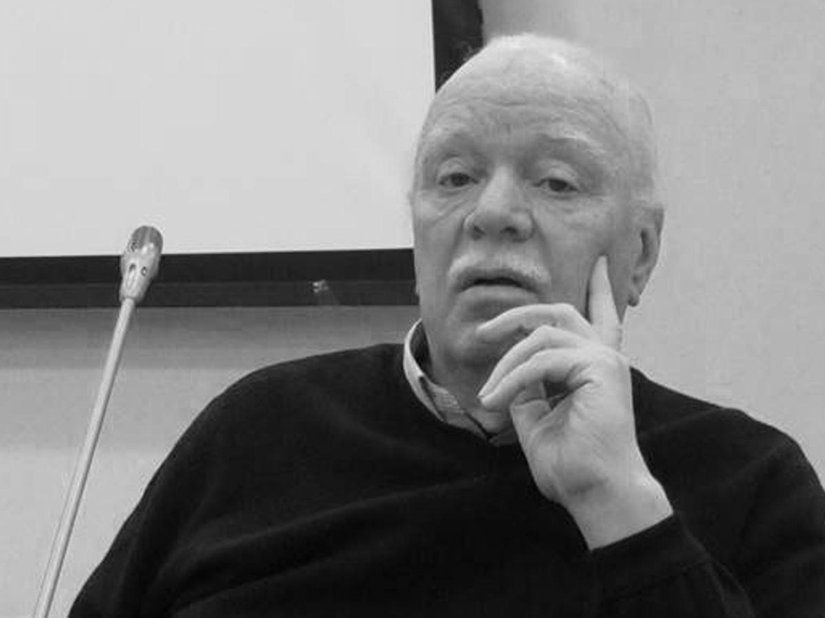 "Умер создатель фильма ""Цветик-семицветик"" Борис Бушмелёв"