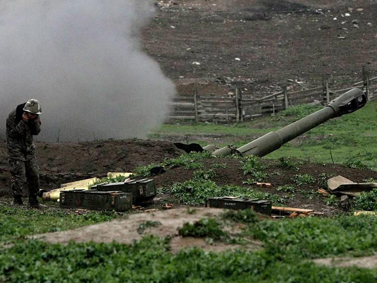 В Нагорном Карабахе вновь идут бои за спорные села