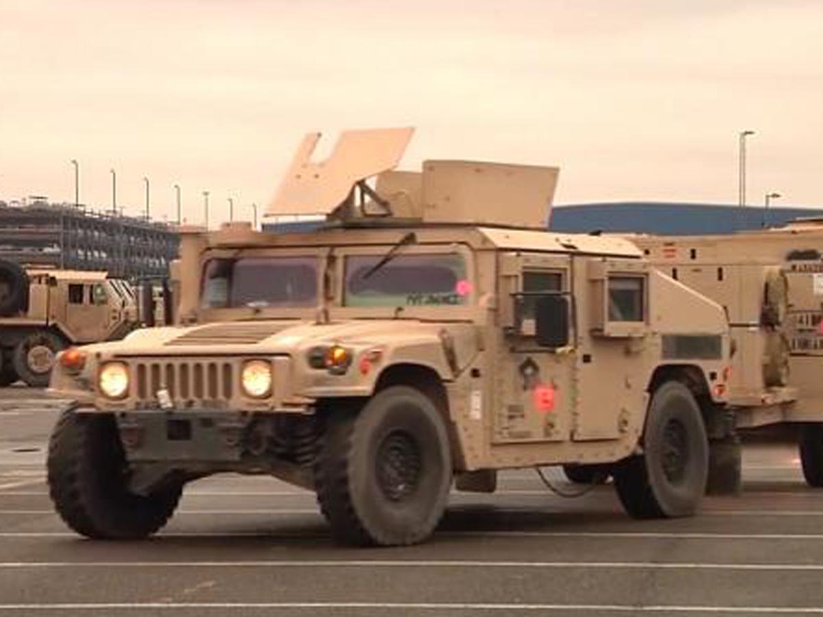 Пентагон готовится к приказу Трампа о вводе войск в Вашингтон