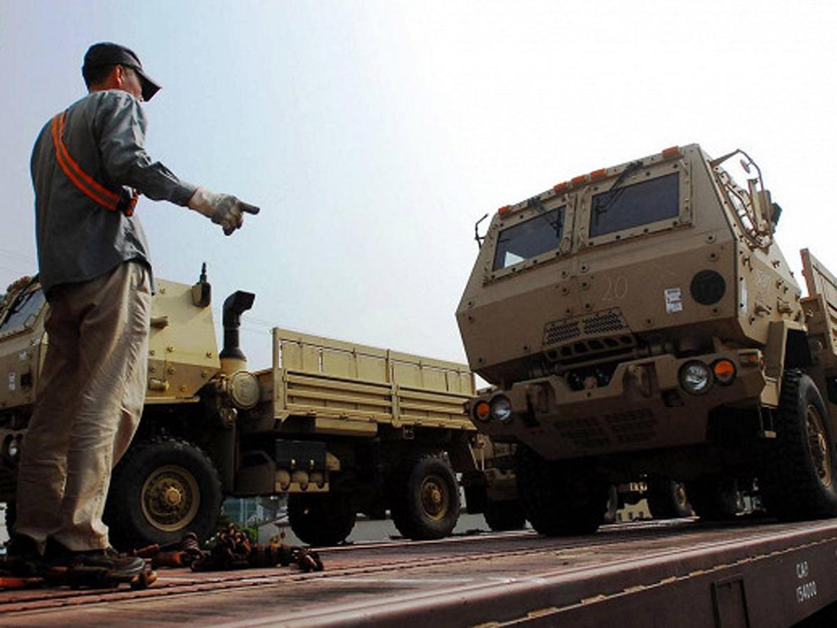 ВПодмосковье военный грузовик задавил ребенка