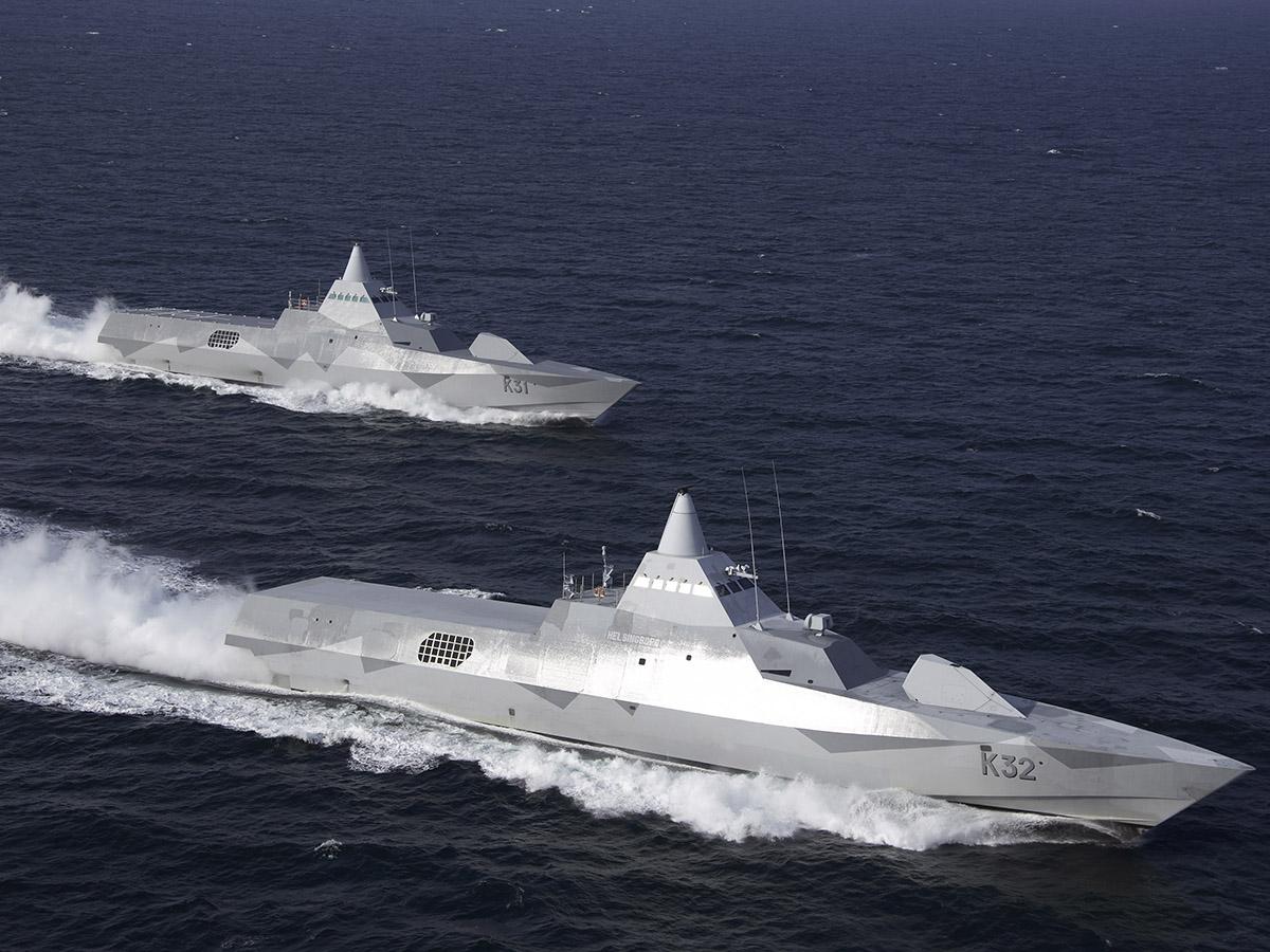 ВМФ Швеция