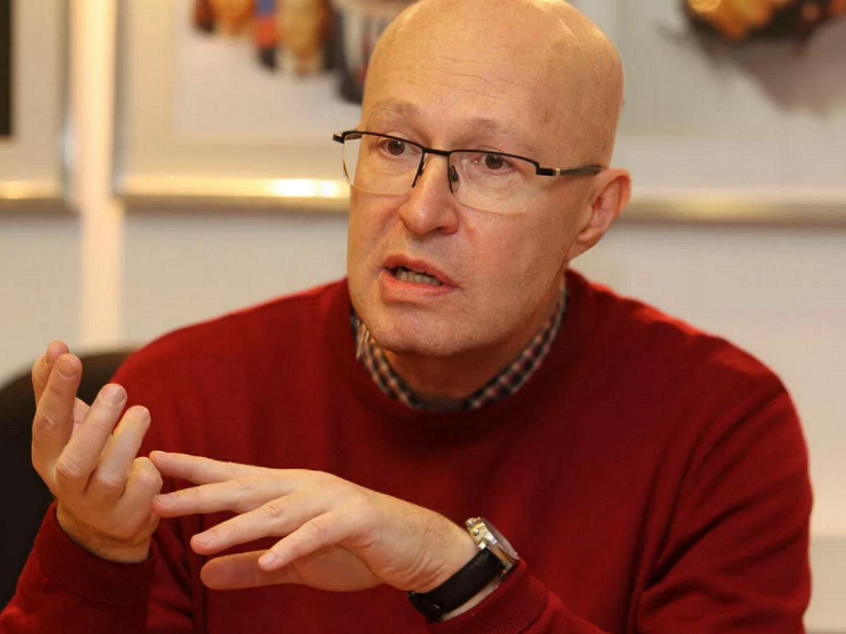 Политолога Валерия Соловья арестовали на десять суток