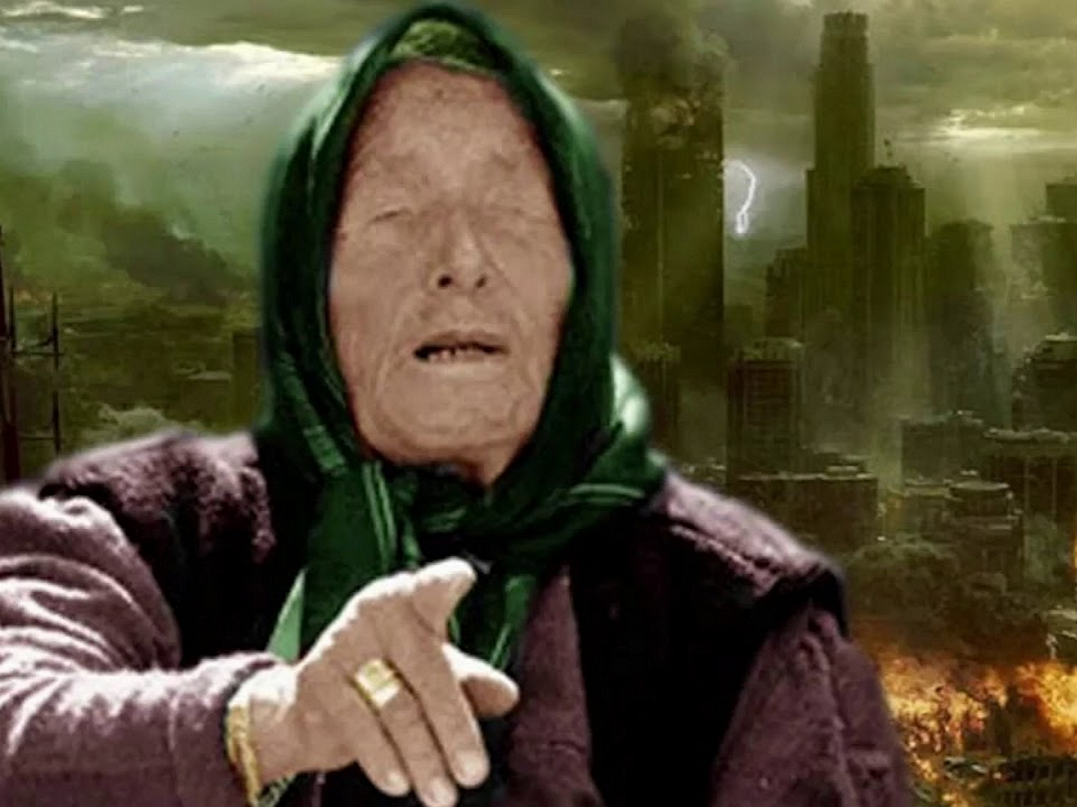 В эфире Первого канала было озвучено жуткое пророчество Ванги о 22 декабря