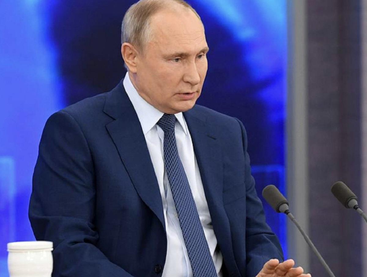 В Германии удивились внешнему виду и поведению Путина на пресс-конференции