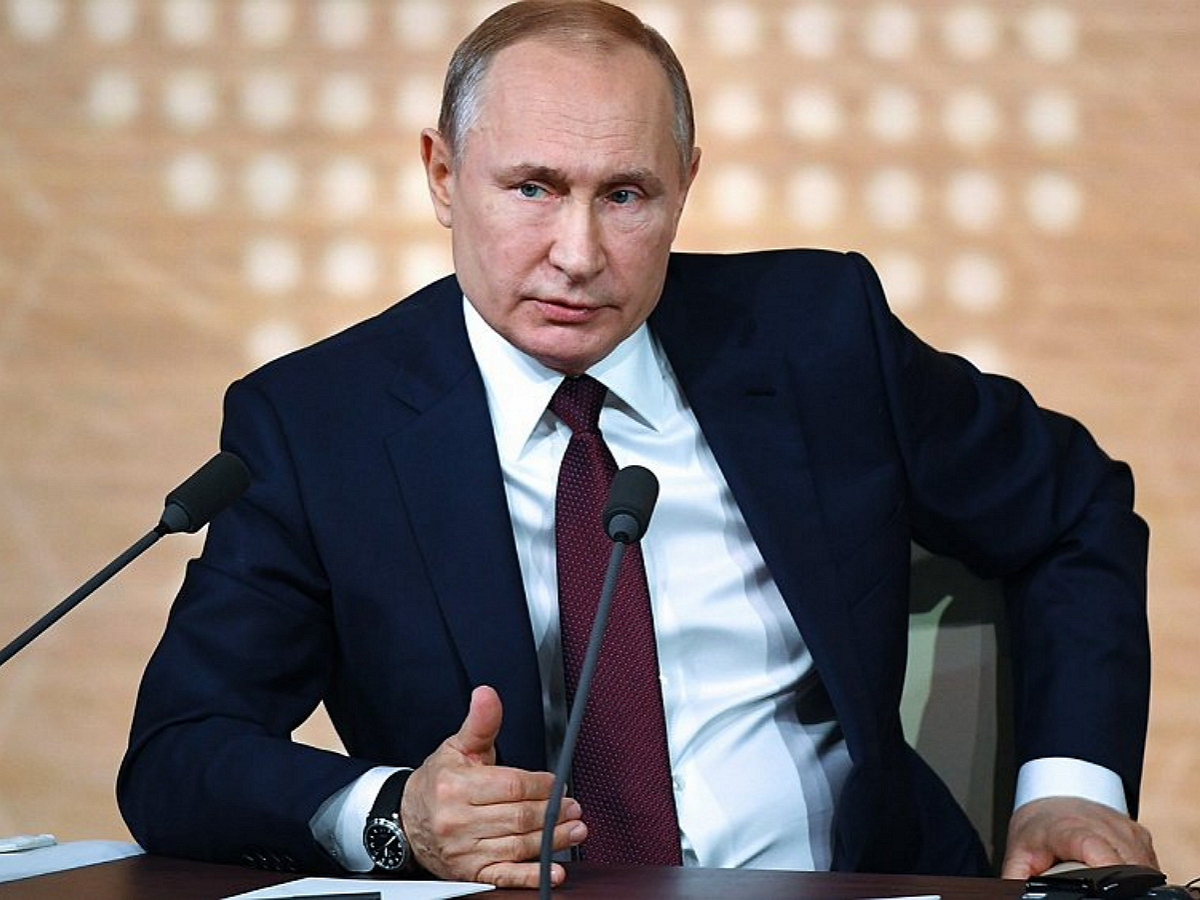 Путин подписал закон о неприкосновенности экс-президента России