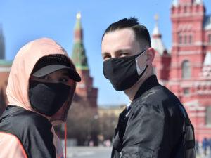 Врач об опасности черных масок