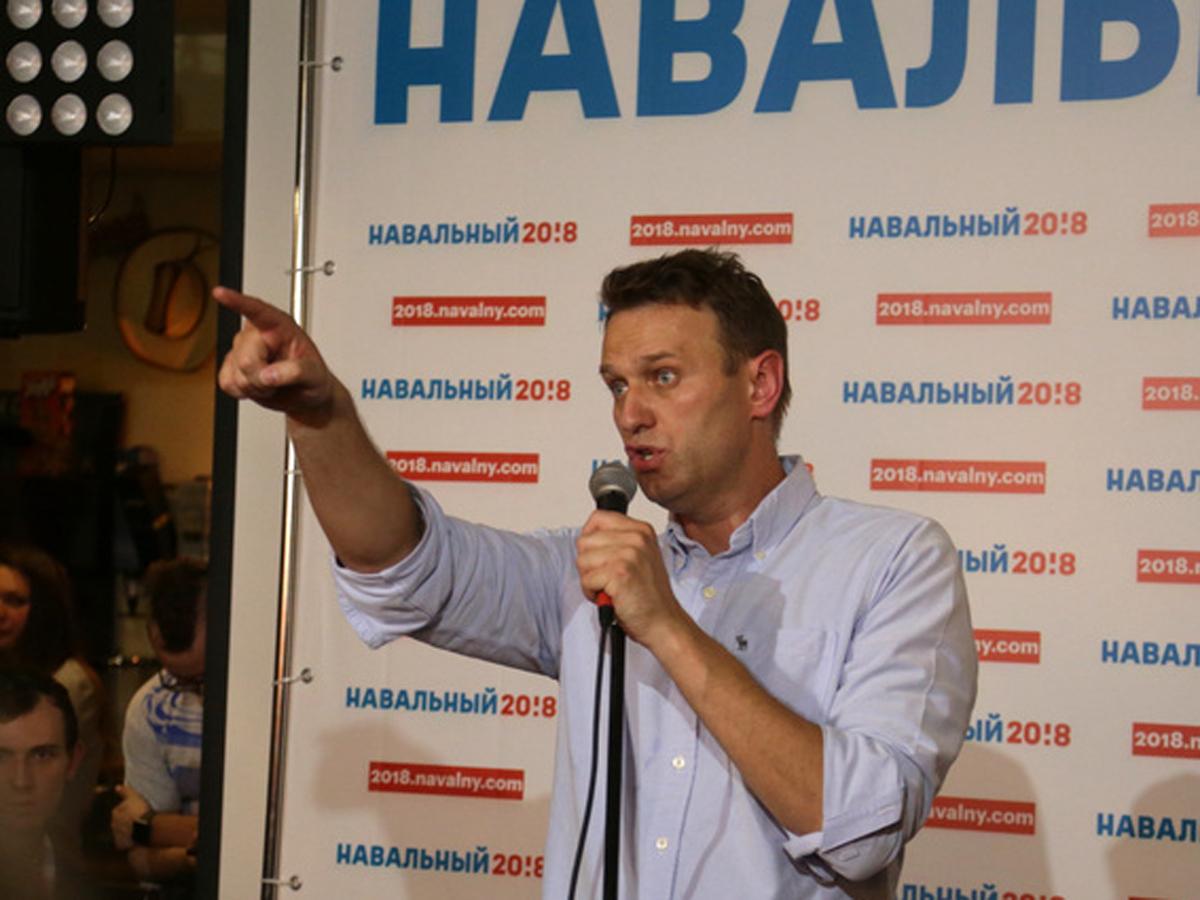 Высказывания Навального в СМИ проверят на экстремизм