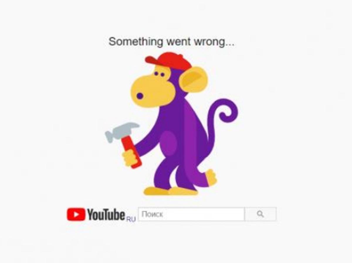 Youtube не работает по всему миру: пользователи жалуются на масштабный сбой сервисов Google 14 декабря