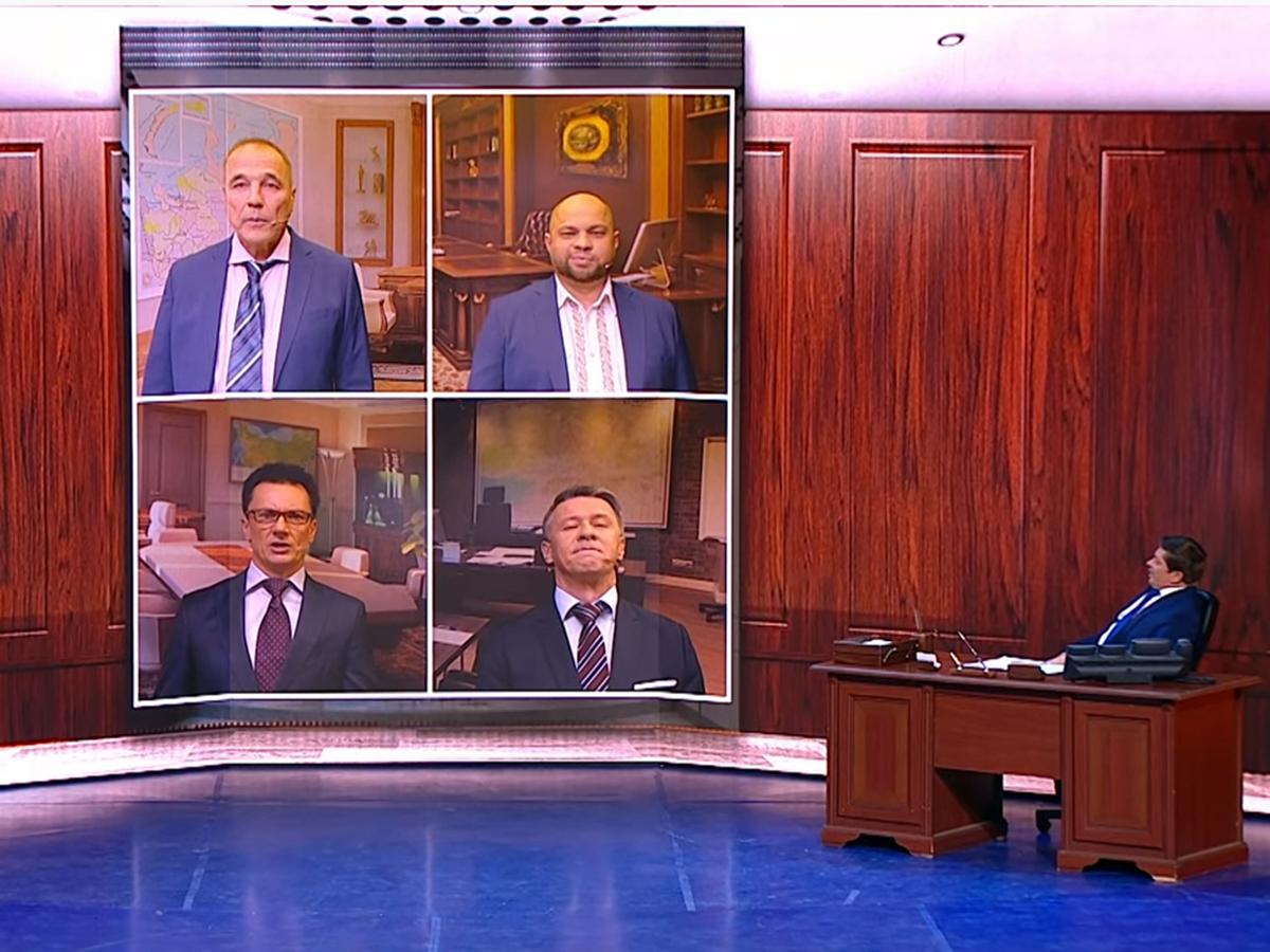 Уральские пельмени новогодняя речь губернаторов
