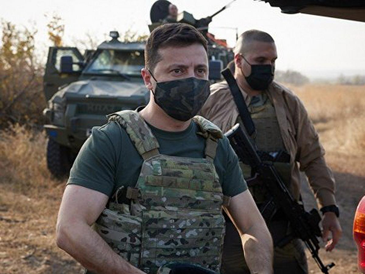Зеленский рассказал, как будет выглядеть полномасштабная война с Россией
