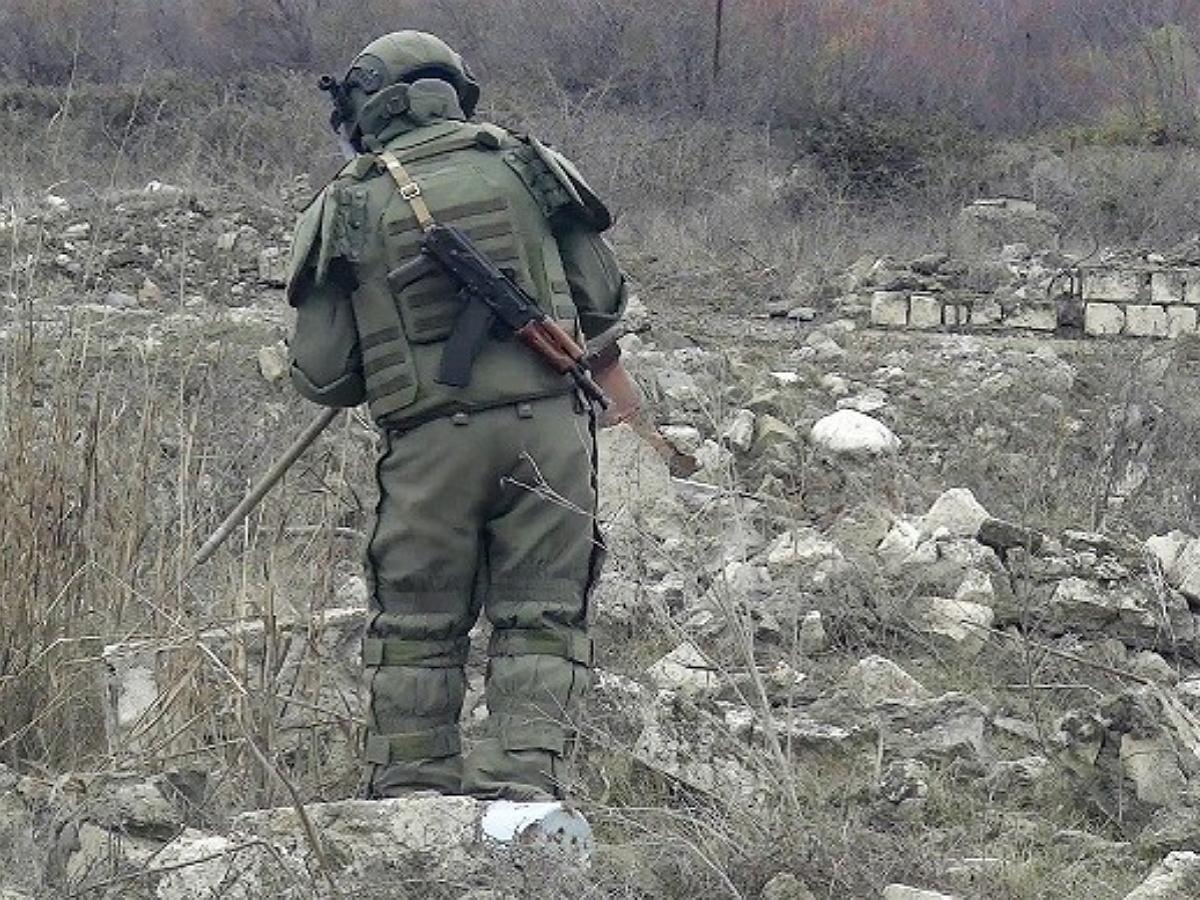 В Нагорном Карабахе погиб российский офицер