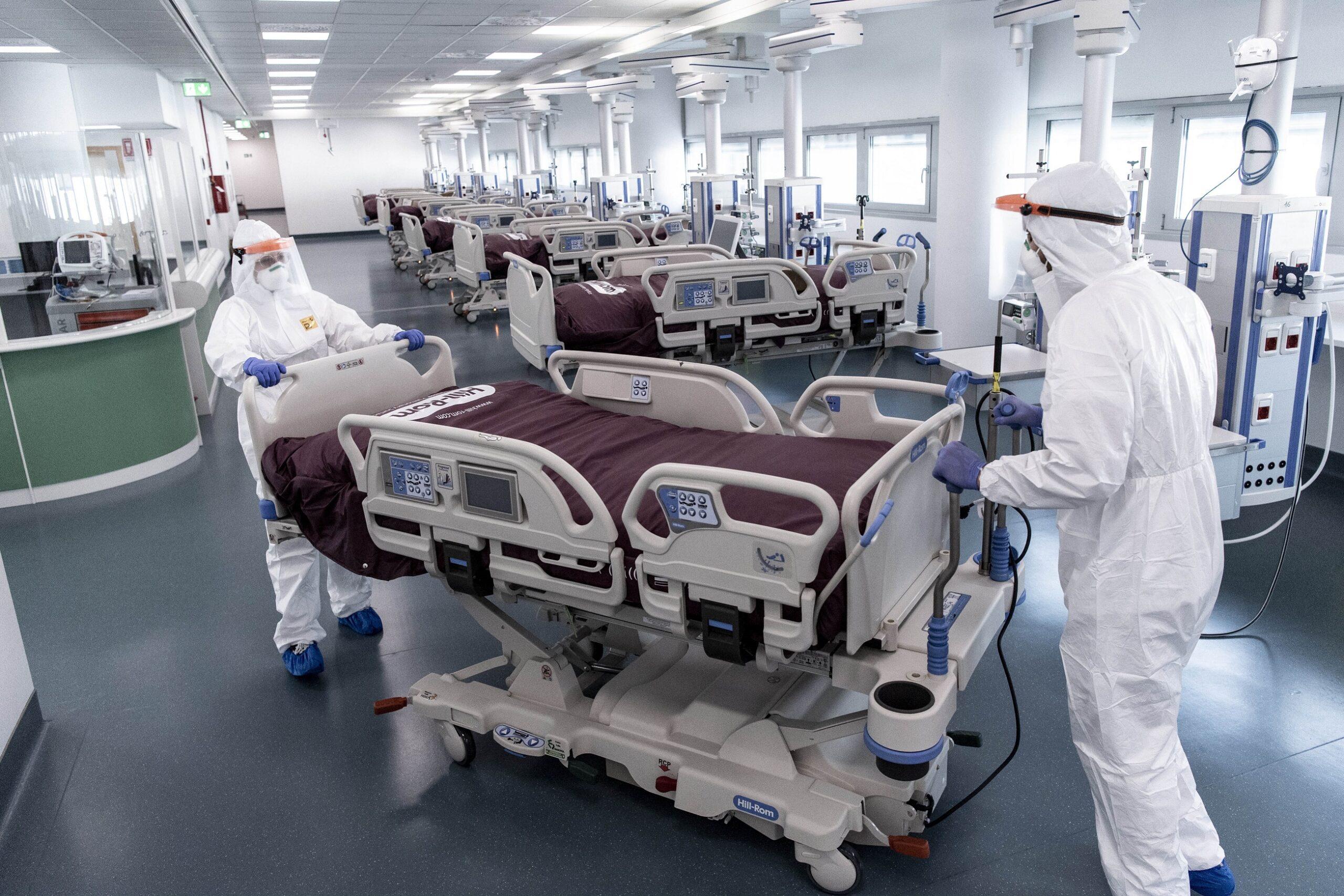 Биолог предостерегла от поспешной выписки некоторых пациентов с COVID-19