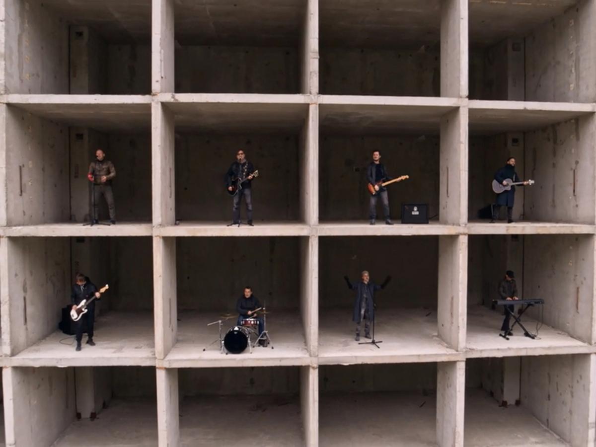 Премьера клипа «ДДТ» про 2020 год