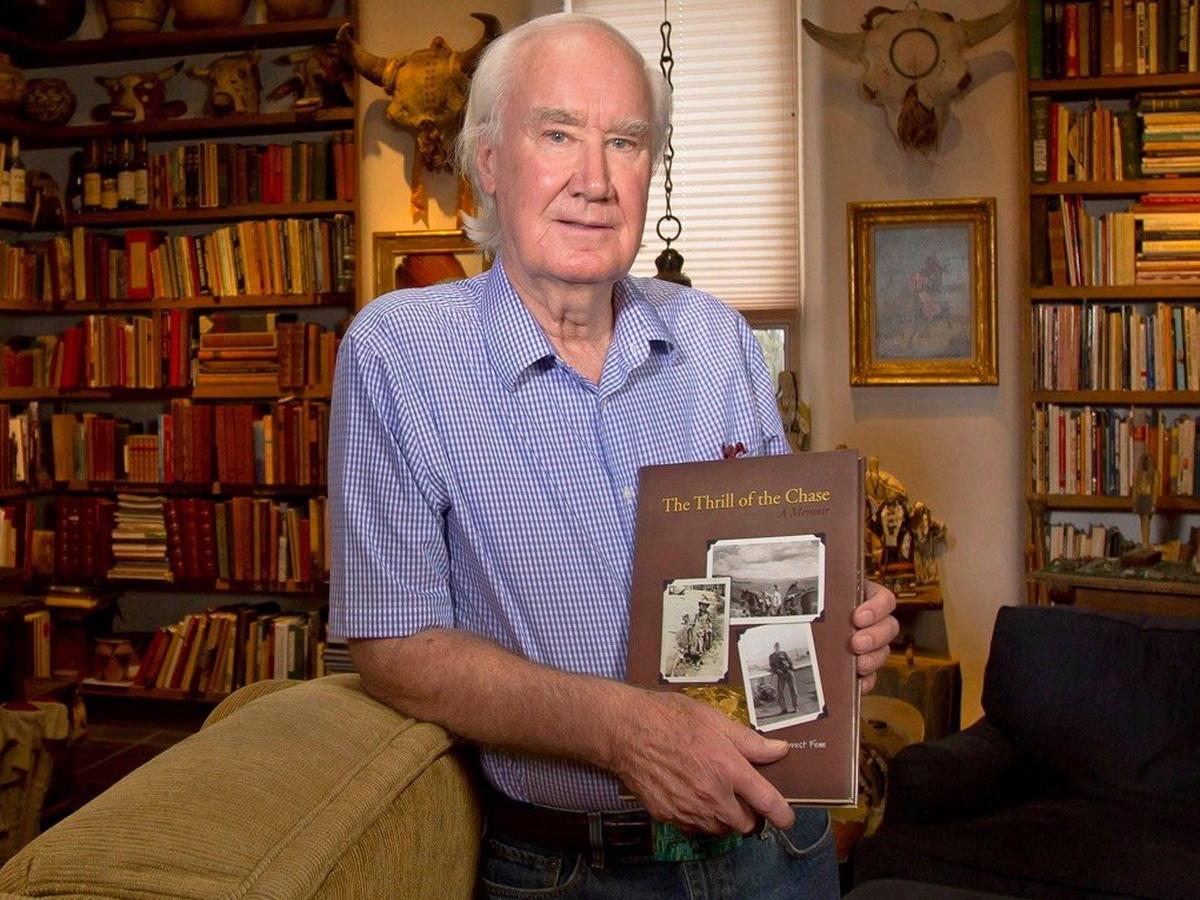 Американский студент нашел в Скалистых горах клад миллионера