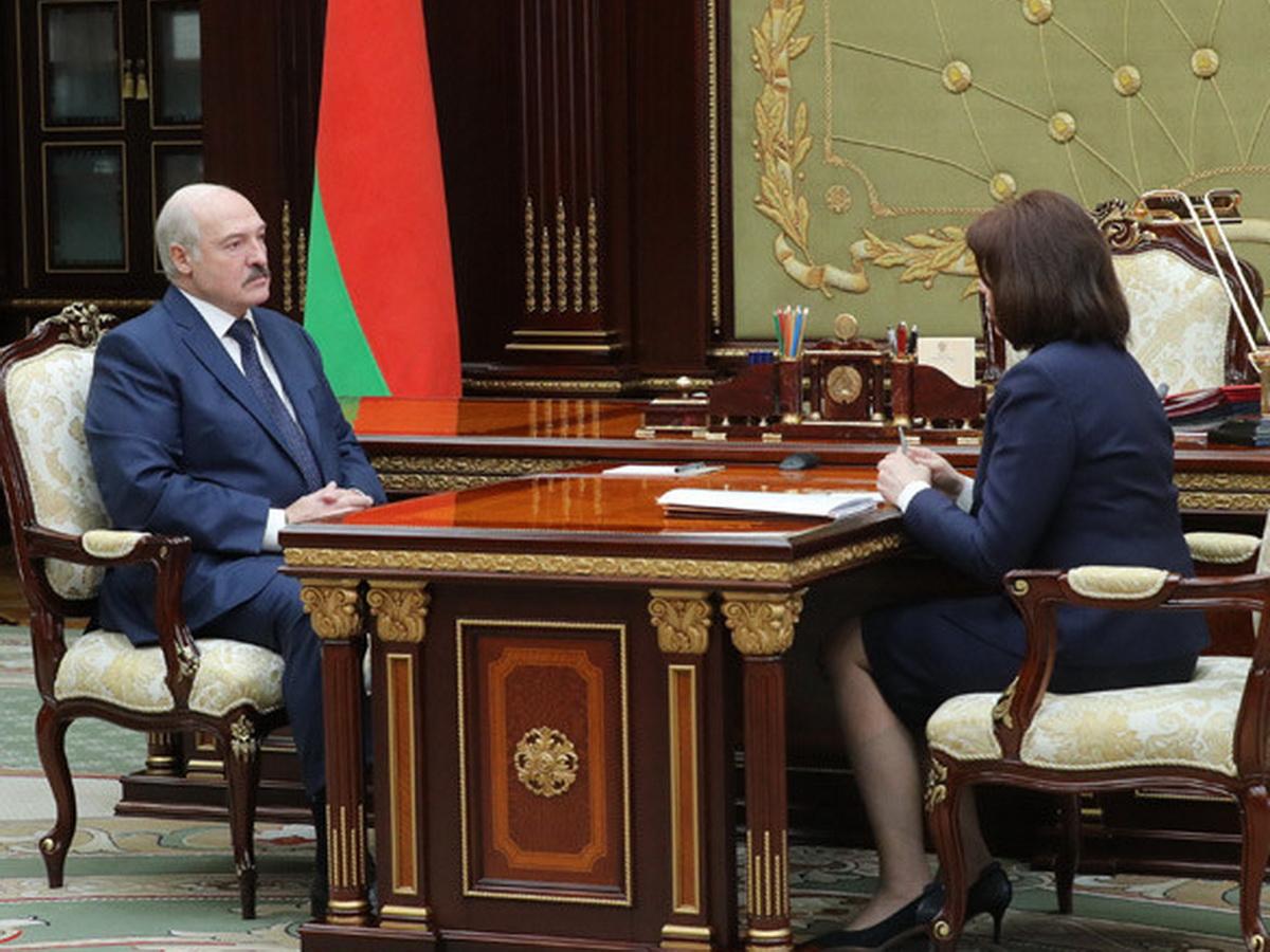 Первого главу Белоруссии Шушкевича возмутила возможная преемница Лукашенко (ФОТО)