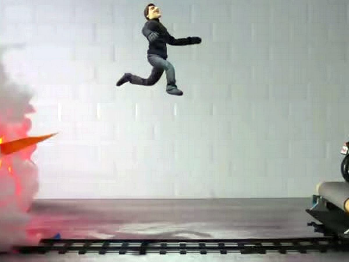 Мультипликатор представил анимационную версию фильма «Миссия невыполнима»