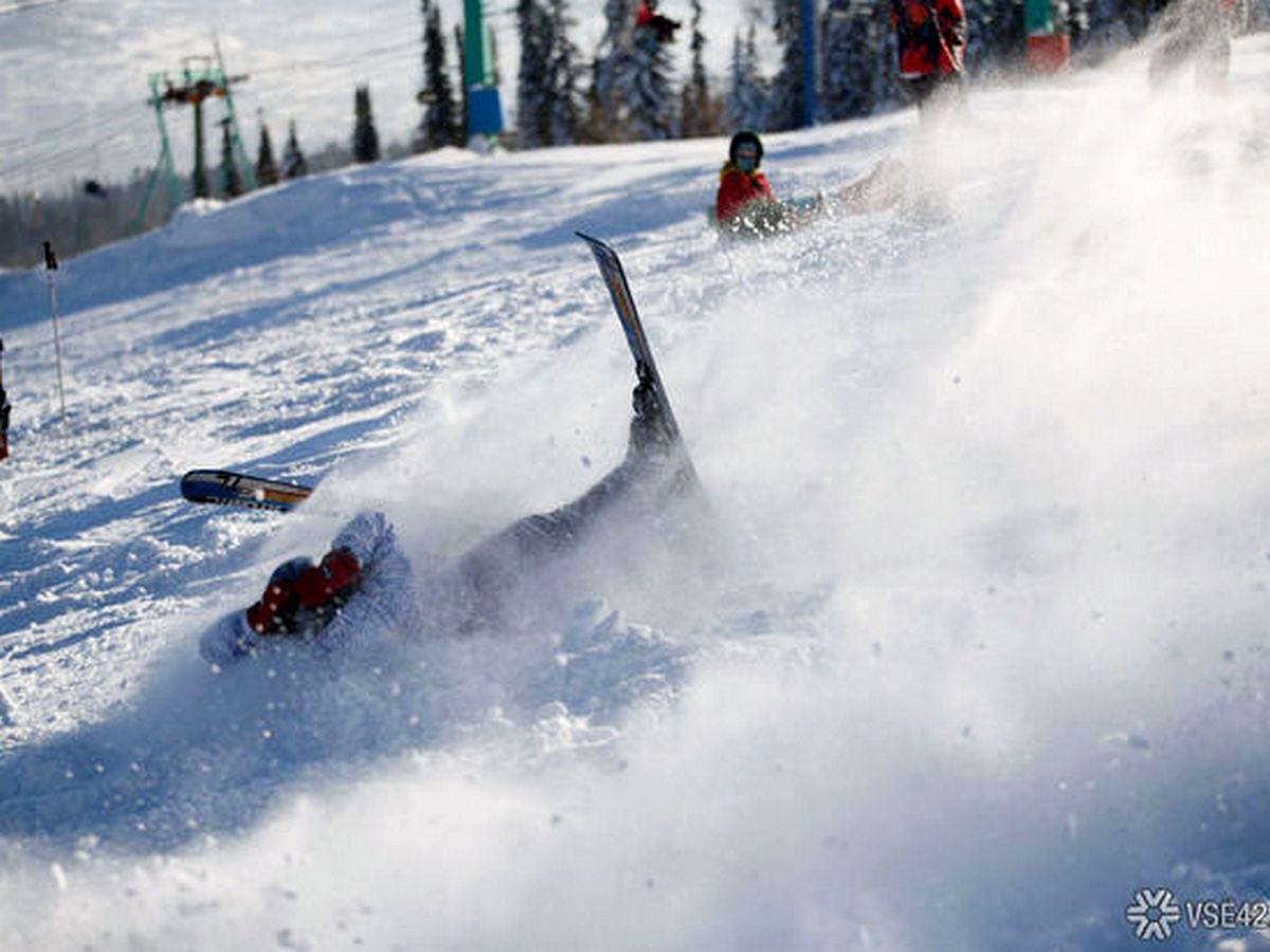 Спасение лыжника, попавшего под лавину в Шерегеше, собрало 12,5 тыс. просмотров
