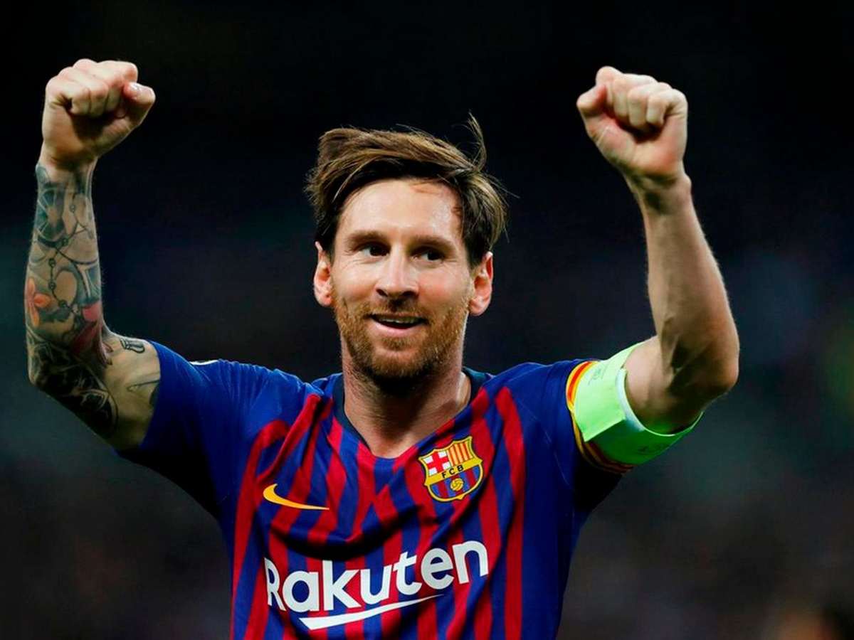Лионель Месси превзошёл рекорд Пеле по количеству голов за один клуб