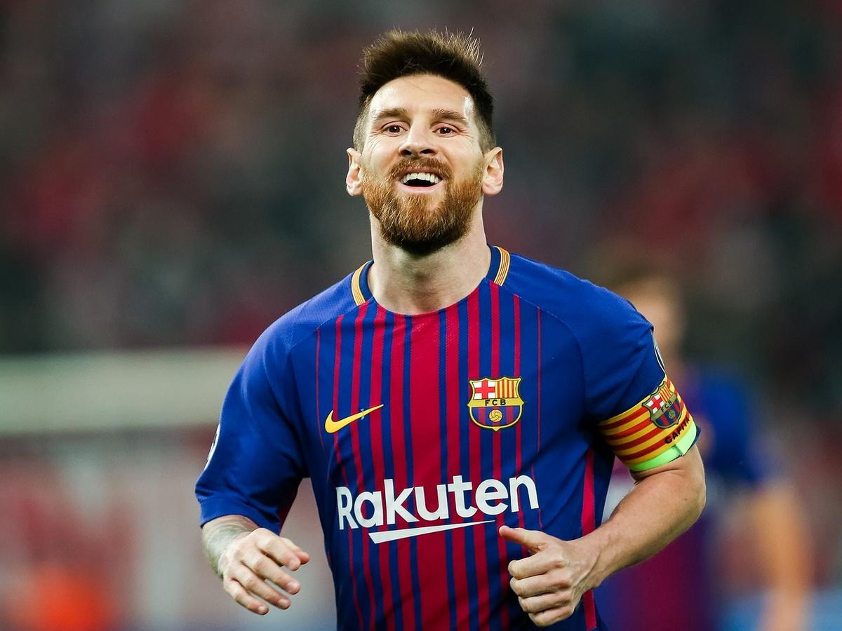Месси забил 643-й мяч за «Барселону» и повторил рекорд Пеле по голам за один клуб