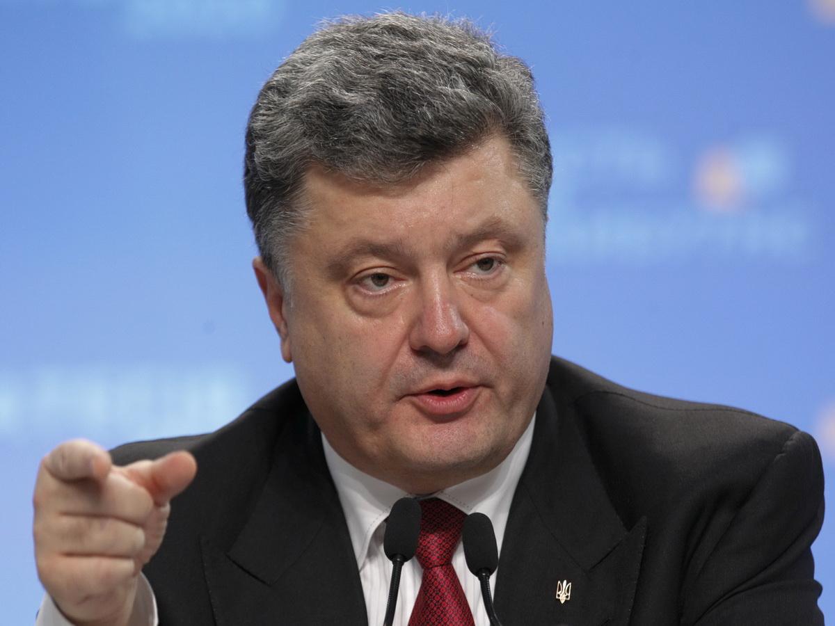 Порошенко назвал себя организатором операции против россиян в Белоруссии