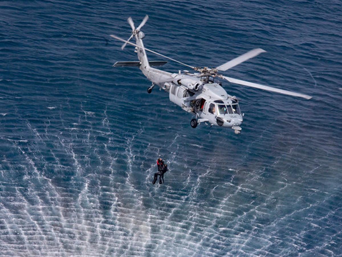вертолет НЛО