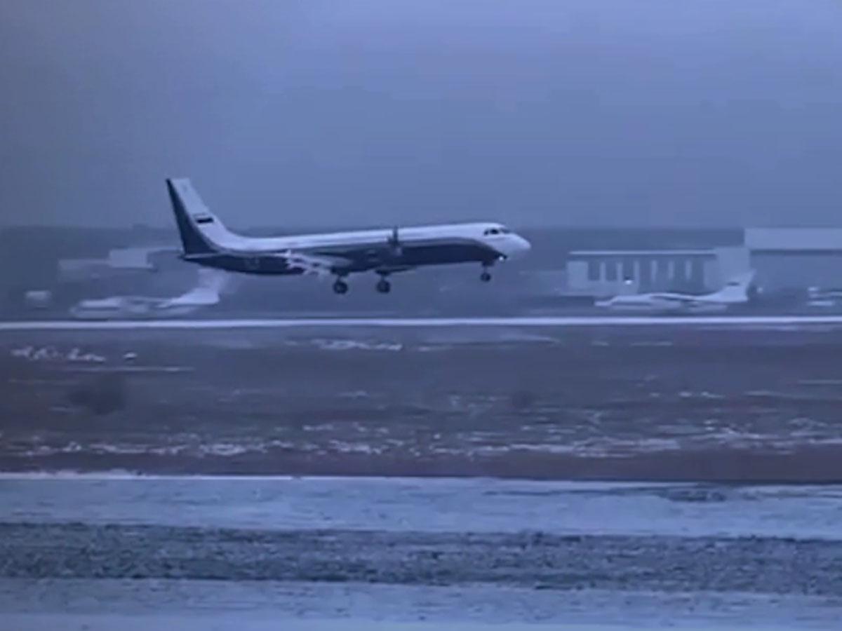 Появилось видео первого полета российского лайнера Ил-114-300