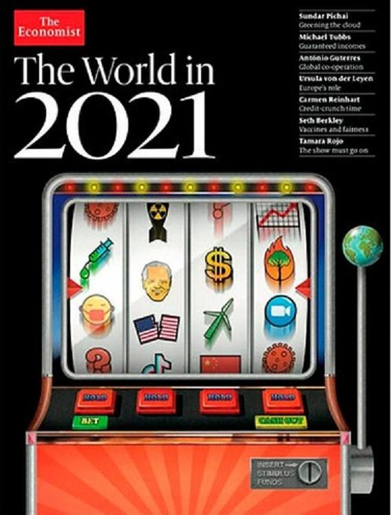 Разгадан шифр Ротшильдов, засекреченный на обложке The Economist