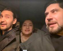 Видео с актерами дубляжа, спорящими с навигатором, взорвало Сеть