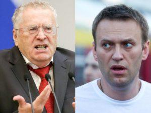 Жириновский назвал место, куда надо отправить Навального