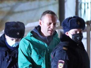 Европарламент по Навальному принял антироссийскую резолюцию