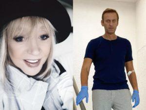 Алла Пугачева подписалась на Навального, отписавшись от Киркорова