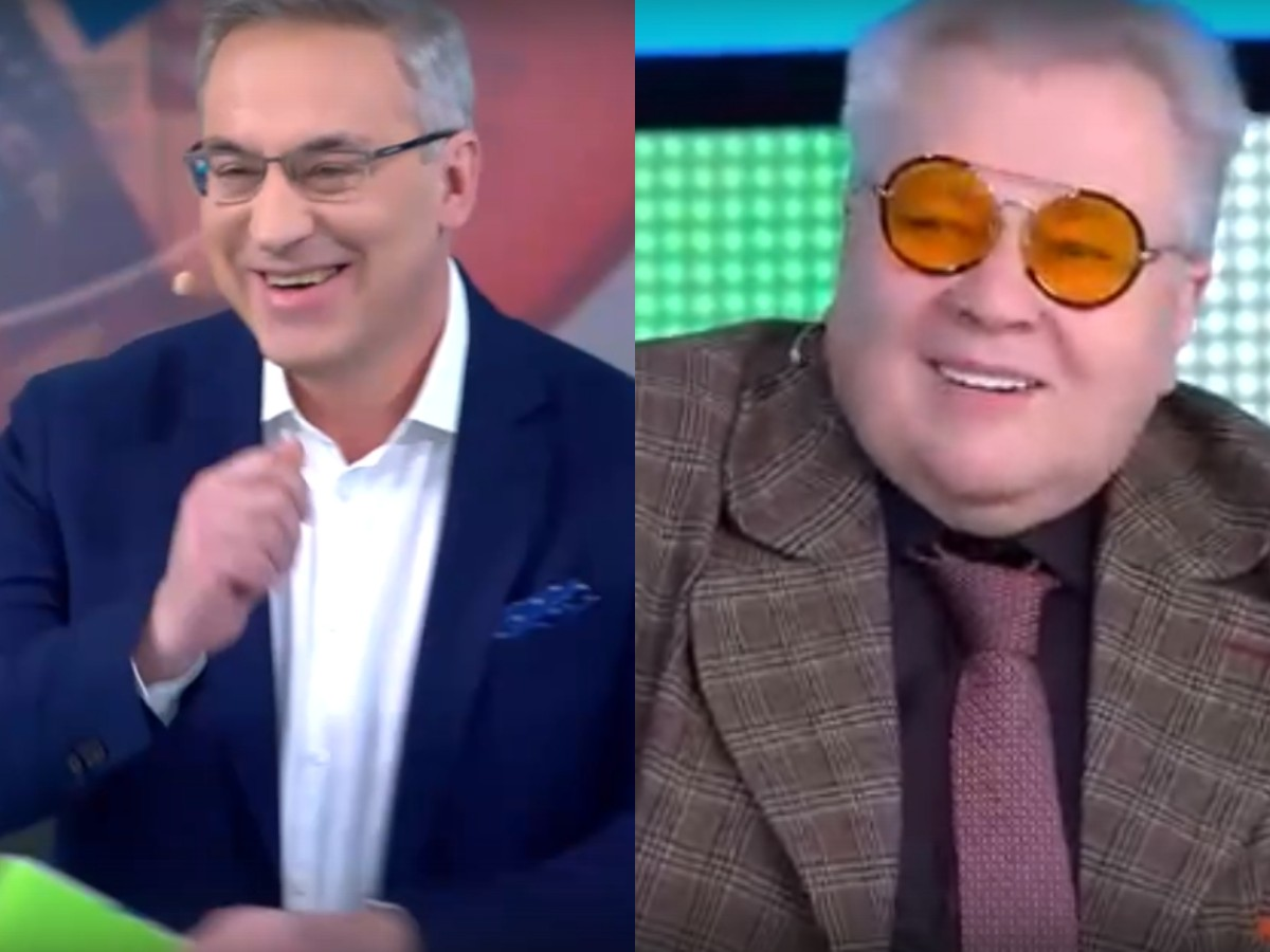 «Не брат ты мне, гнида…»: Андрей Норкин в ток-шоу насмешил всю публику