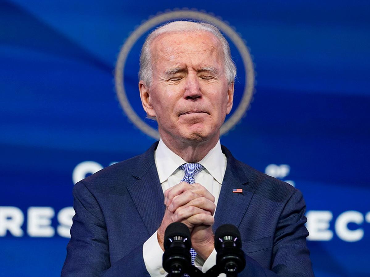Конгресс признал победу Джо Байдена на выборах