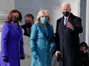 В США проходит церемония инаугурации Джо Байдена