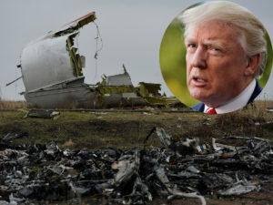 Трамп рассекретит детали о сбитом над Донецком Боинге