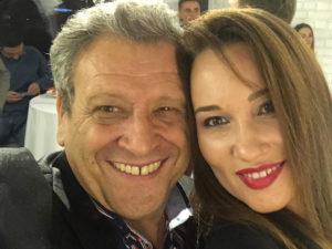 Борис Грачевский и его жена