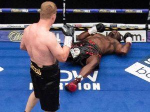 Нокаут в исполнении Поветкина стал лучшим в 2020 году по версии Boxing Scene