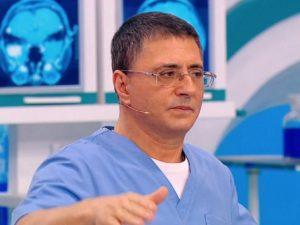 Доктор Мясников назвал основные причины возникновения рака